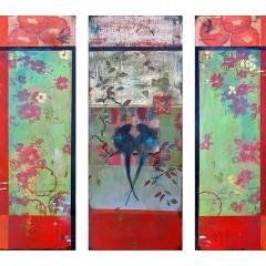 Kathe-Fraga-Dreaming-triptych-40-x-16-x-3-WEB