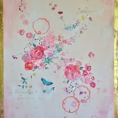Kathe-Fraga-Pink-Perfume-and-Blue-Butterflies-48x36-WEB