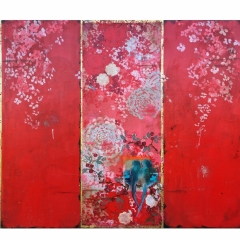 Kathe-Fraga-Roses-are-Red-40x48-Triptych-WEB