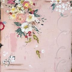 Kathe Fraga - Summer's Pink Perfume - 36x24 - WEB